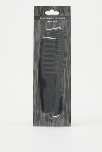 مشط شعر - طقم من قطعتين