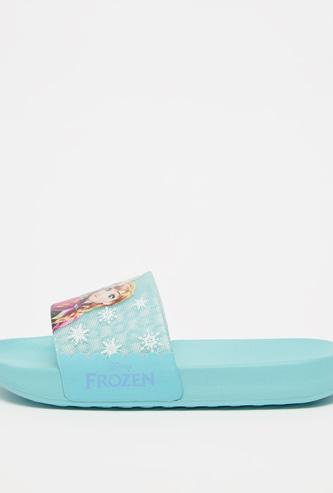 Frozen Print Slip-On Slides