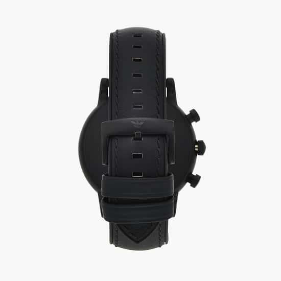 EMPORIO ARMANI Men Analog Watch with Leather Strap - AR1970