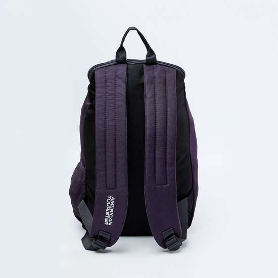 AMERICAN TOURISTER Colourblock Travel Backpack