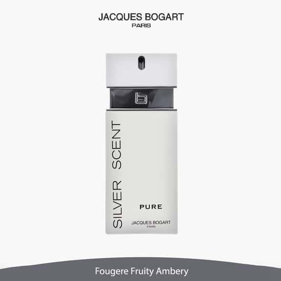 JACQUES BOGART Men Silver Scent Pure Eau de Toilette- 100ml