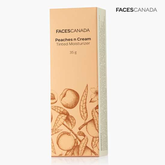 FACES CANADA Ultime Pro Peaches N Tinted Moisturizer