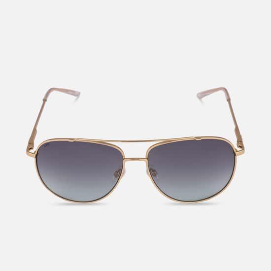 SCOTT Men UV-Protected Aviator Sunglasses- SC2332C2EDDIES