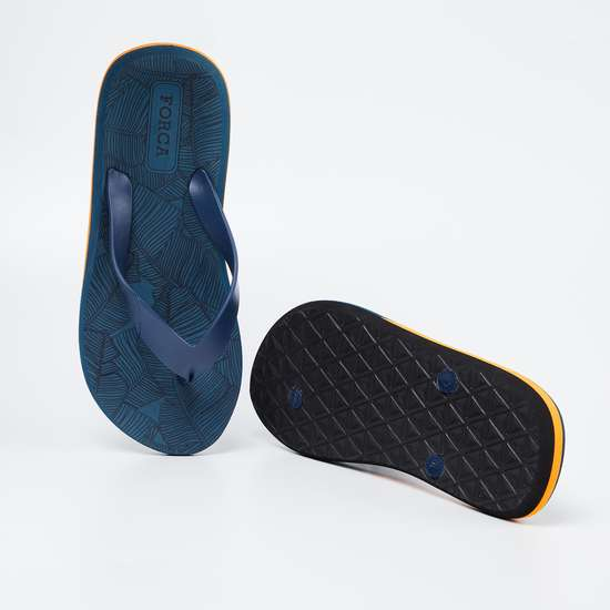 FORCA Leaf Pattern Flip-Flops