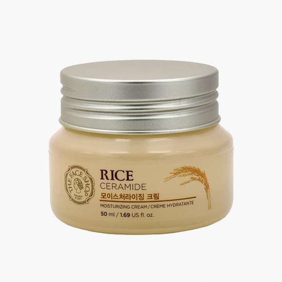 The Face Shop Rice-Ceramide Moisturizing Cream