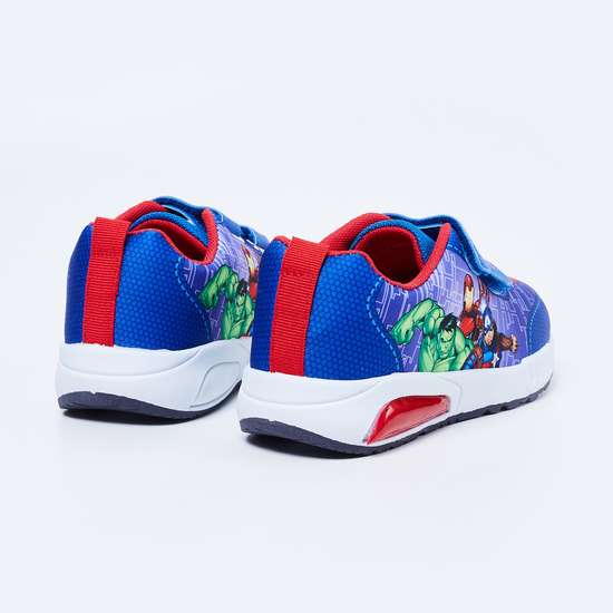 FAME FOREVER Avengers Print Lighting Casual Shoes