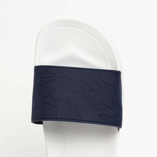 FORCA Solid Sliders with Textured Strap