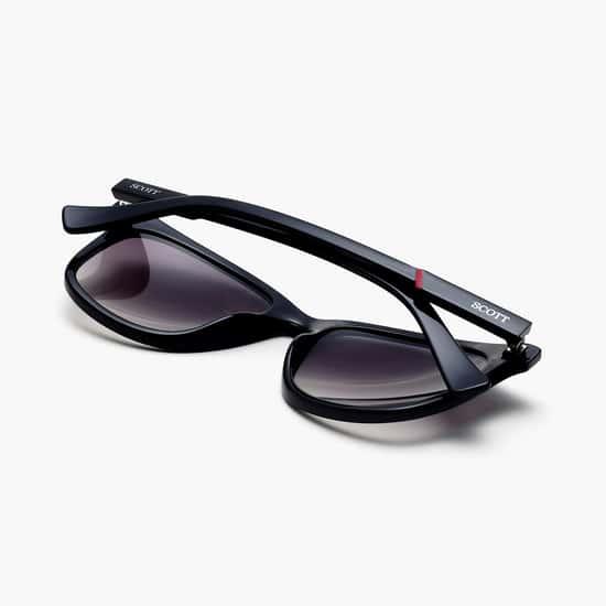 SCOTT Men UV-Protected Wayfarer Sunglasses - SC2396C1