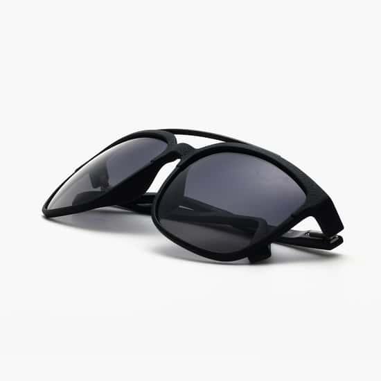SCOTT Men Gardient Square Sunglasses - SCOTT2339C1PLALEXANDRAS