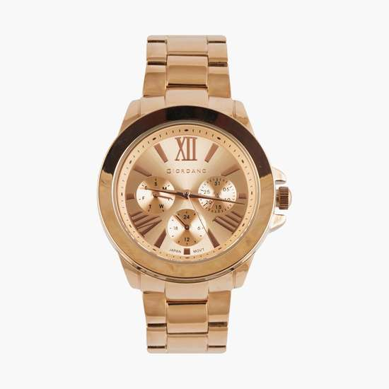 GIORDANO Women Chronograph Watch- GD-2111-11