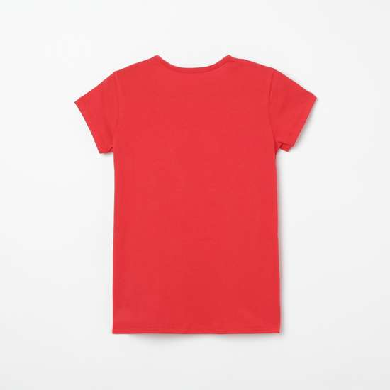 UNITED COLORS OF BENETTON Sequinned T-shirt