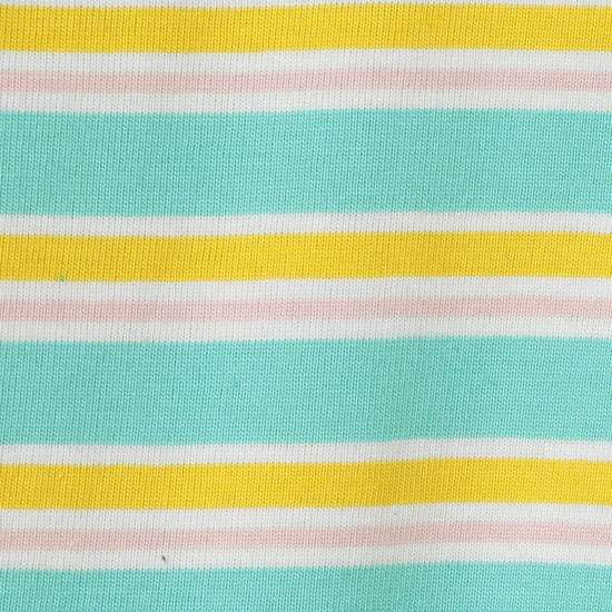 LEE COOPER JUNIORS Striped Extended Sleeves T-shirt