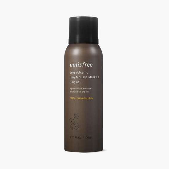 INNISFREE Super Volcanic Clay Mousse Mask 2X