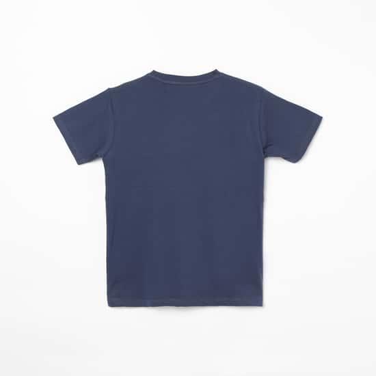 PEPE JEANS Colourblocked Crew Neck T-shirt