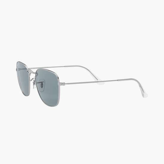 RAY-BAN Men Solid Polarized Square Sunglasses- RB3857-9198S2-51