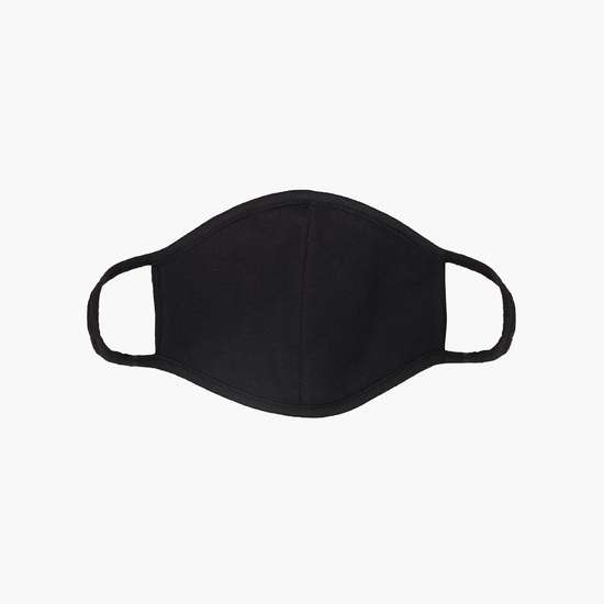 FREE AUTHORITY Men Batman Print 3-Layered Reusable Mask