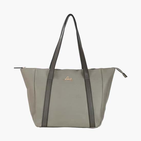 LAVIE Women Solid Tote Handbag