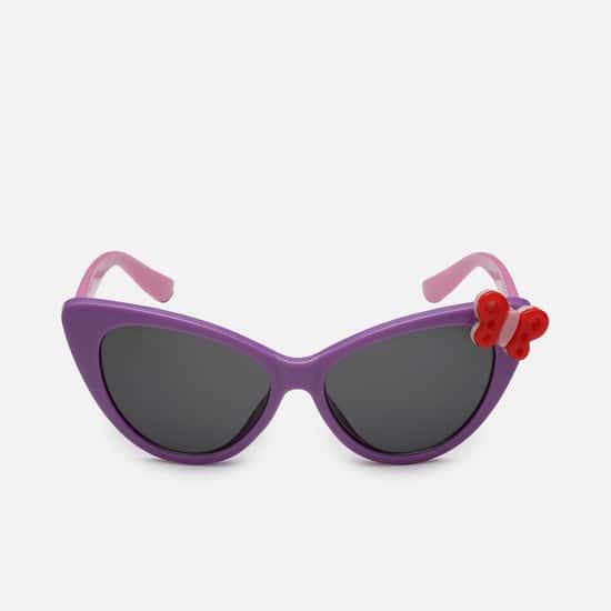 STOLN Girls Embellished Cat-Eye Sunglasses - 2080