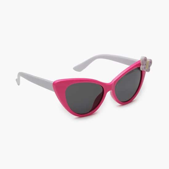 STOLN Girls Embellished Cat-Eye Sunglasses- 2080-C