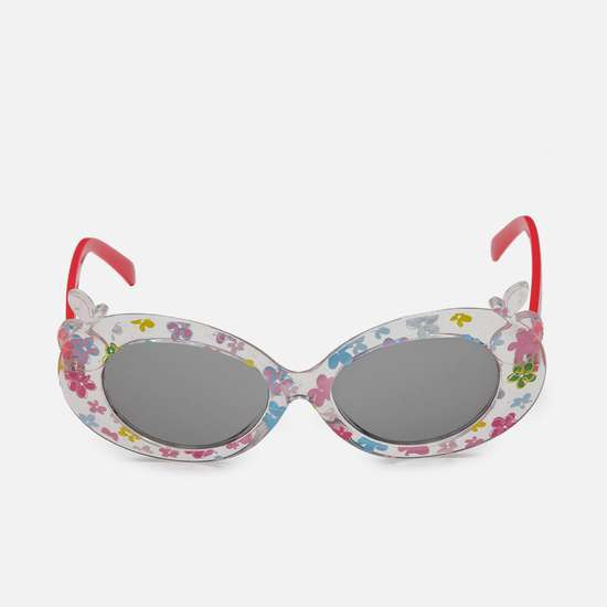 STOLN Girls Printed Oval Sunglasses-22814-3