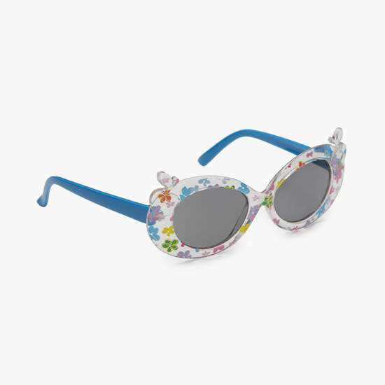 STOLN Girls Floral Print Sunglasses - 22814-3-A