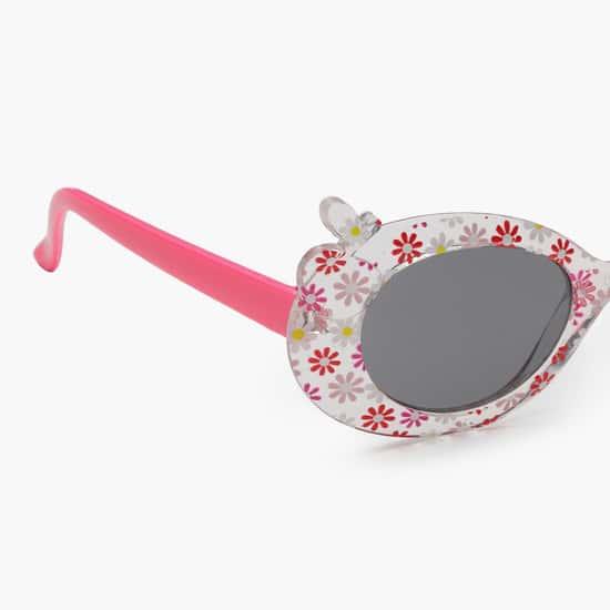 STOLN Girls Floral Print Sunglasses - 22814-3-B