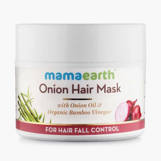MAMAEARTH Hair Fall Control Hair Mask