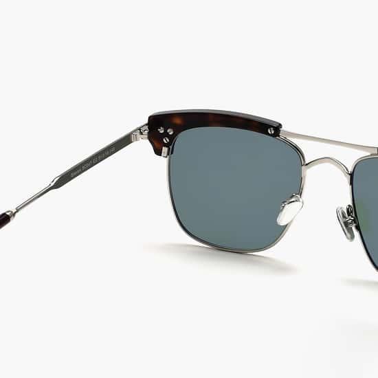 SCOTT Men UV-Protected Clubmaster Sunglasses - SC047C2STEVENS