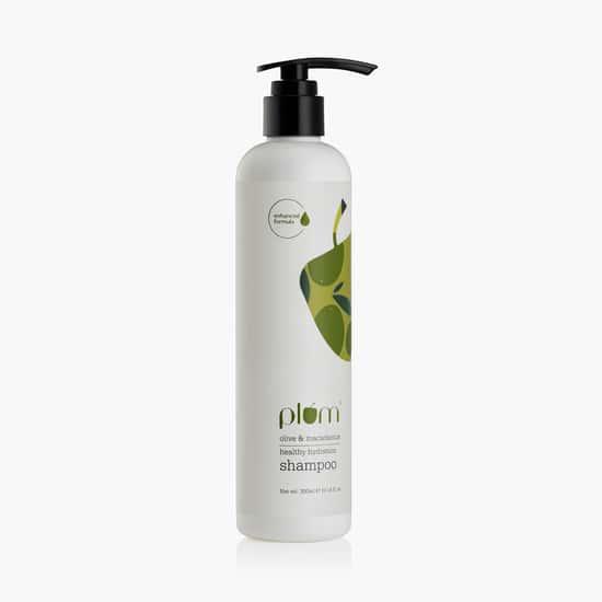 PLUM Olive & Macadamia Healthy Hydration Shampoo - 300ml