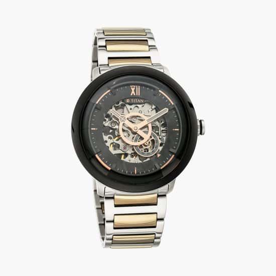 TITAN Grand Master II Men Automatic Watch - 1848KM01