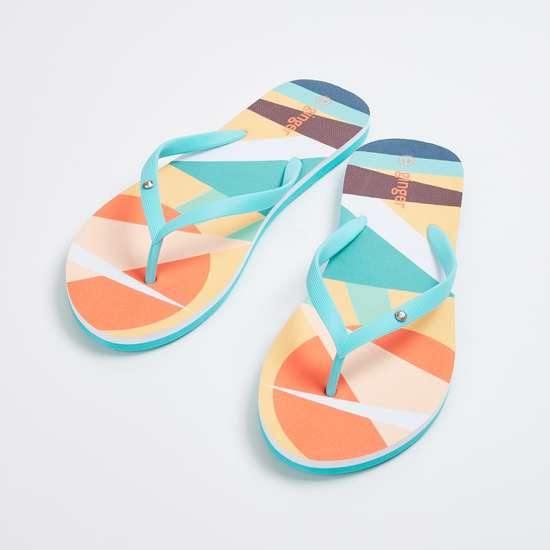 GINGER Women Printed Slippers