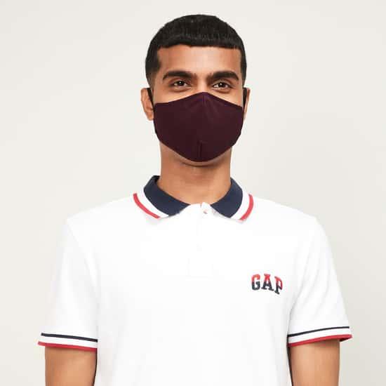 CODE Men Heiq Viroblock Anti-Viral Face Mask - Set of 2