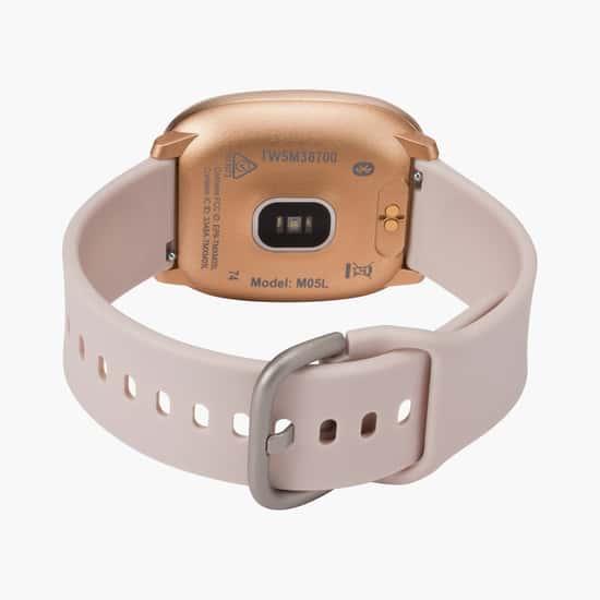 TIMEX iConnect Unisex Premium Active  Smartwatch - TW5M38700