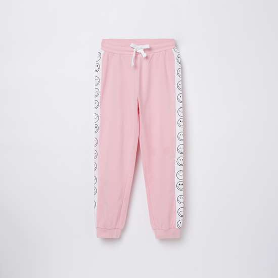 FAME FOREVER KIDS Girls Printed Elasticated Joggers
