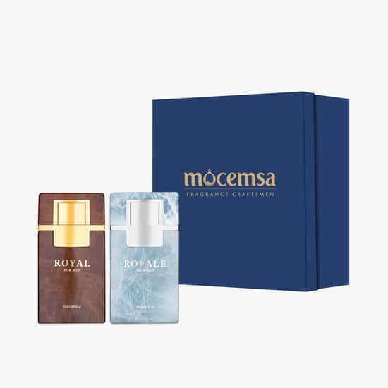 MOCEMSA Unisex Perfume Set - Royal and Royale