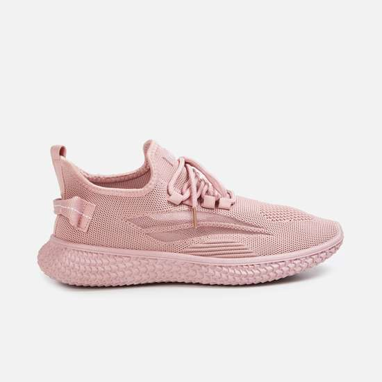 GINGER Women Textured Sports Shoes