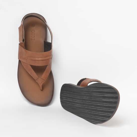 CODE Men Solid Sandals
