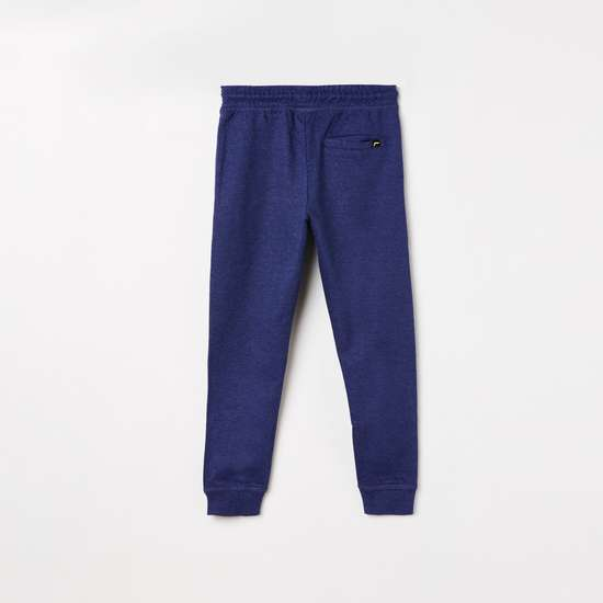 FAME FOREVER ACTIVE Boys Solid Elasticated Joggers