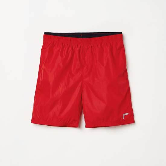FAME FOREVER ACTIVE Boys Solid Elasticated Woven Shorts