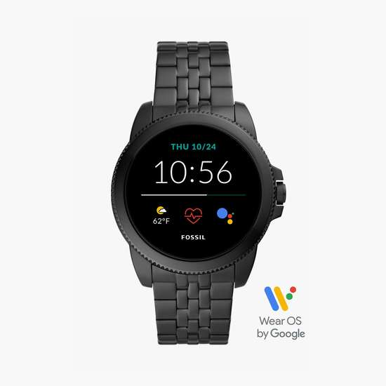 FOSSIL Gen 5E Men's Smartwatch -  FTW4056