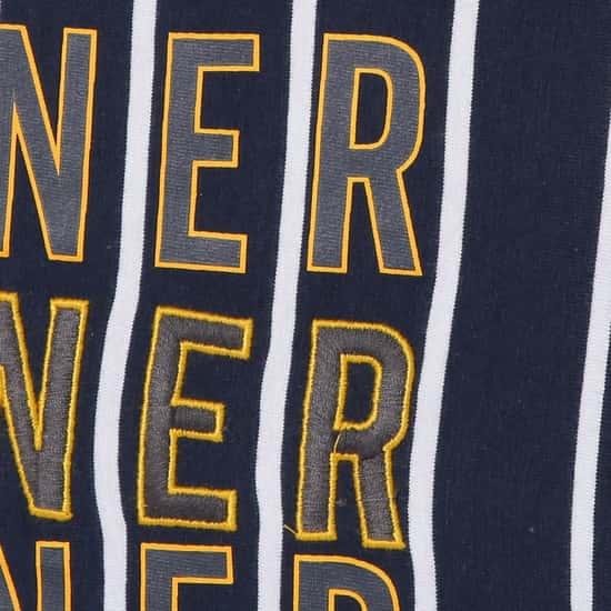 LEE COOPER JUNIORS Boys Printed Crew Neck T-shirt