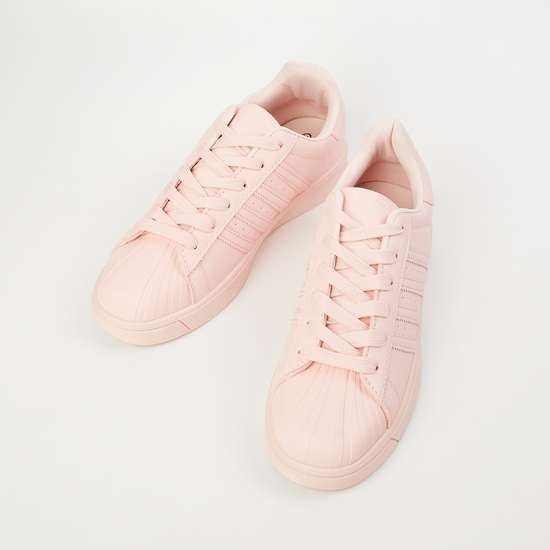 GINGER Women Solid Sneakers