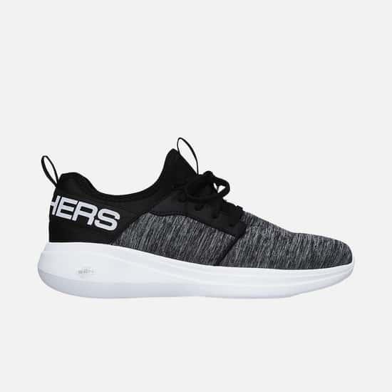 SKECHERS Men Textured Sports Shoes