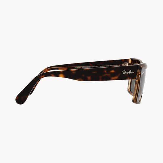RAY-BAN Men UV-Protected Square Sunglasses-0RB2191-1292B1-54