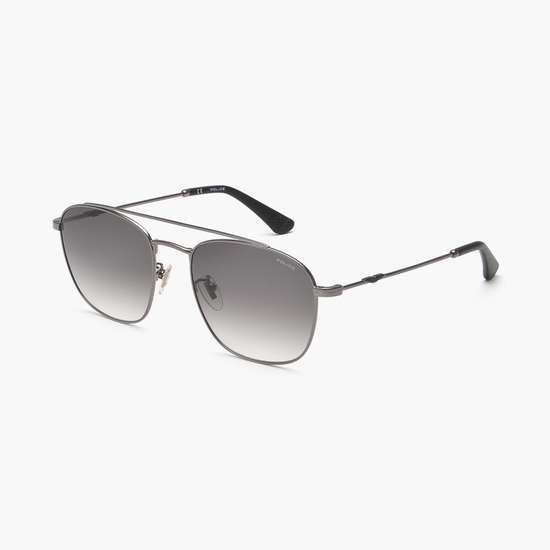 POLICE Men UV-Protected Square Sunglasses - SPL996A57568