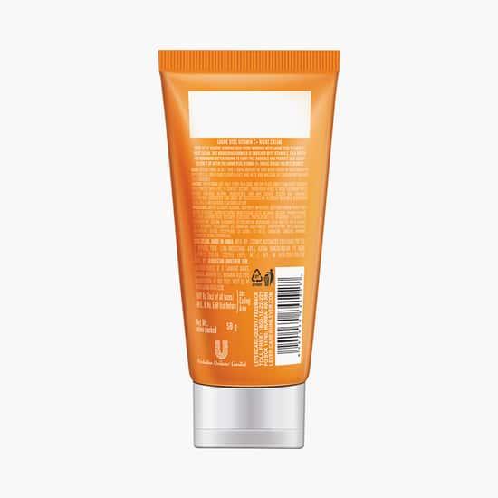 LAKME Vitamin C+ Night Cream- 50g