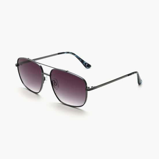 SCOTT Men UV-Protected Square Sunglasses- SC2465DENZELC2S