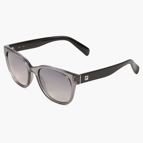 FILA Translucent Framed Ombre Tinted Sunglasses