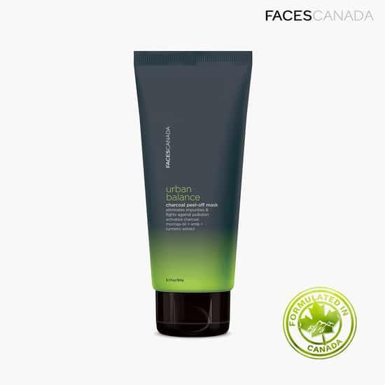 FACES CANADA Urban Balance Charcoal Peel Off Mask