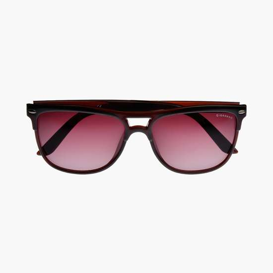 GIORDANO  Men UV-Protected Square Wayfarers - GA90199C10